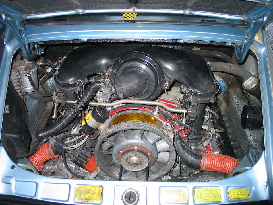 1974 Porsche 911 Carrera 2.7 Coupe  Chassis no. 911600769 Engine no. 6641040