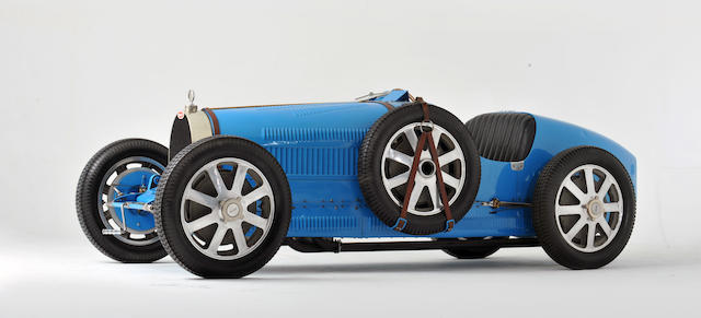 The Jack Perkins,1925 Bugatti Type 35B Grand Prix Two-Seater  Chassis no. BC31 Engine no. 70
