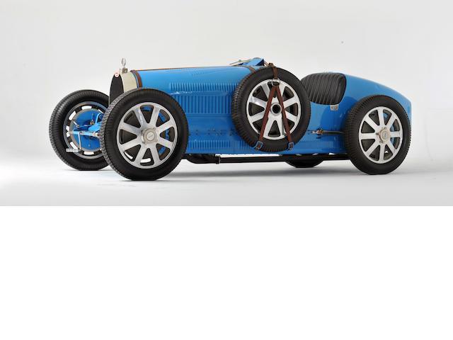 1925 Bugatti T35,