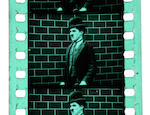 Charlie Chaplin: A rare and unique film entitled 'Zepped', 1916 Over six minutes long, this film is believed to be the sole surviving copy of the short film 'Zepped', Essanay Film Co.,