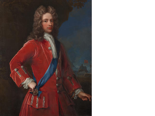 Attributed to William Aikman Portrait of the Duke of Argyll