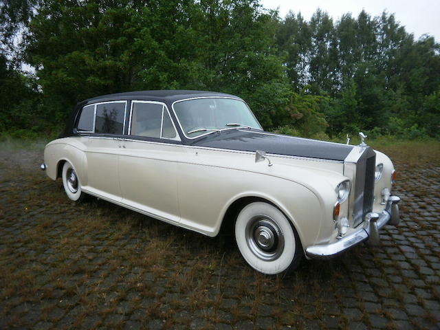 1964 Rolls-Royce Phantom V Limousine  Chassis no. 5VC25