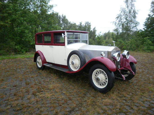 1929 Rolls-Royce 40/50hp Phantom I Saloon  Chassis no. 86OR