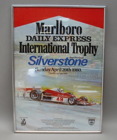 Marlboro Daily Express poster,