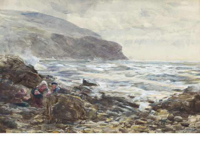 William McTaggart, RSA RSW (British, 1835-1910)