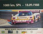 A quantity of Ford Motorsport and motor racing related posters