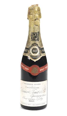 Perrier Jouet Brut 1937 (1 half-bottle)
