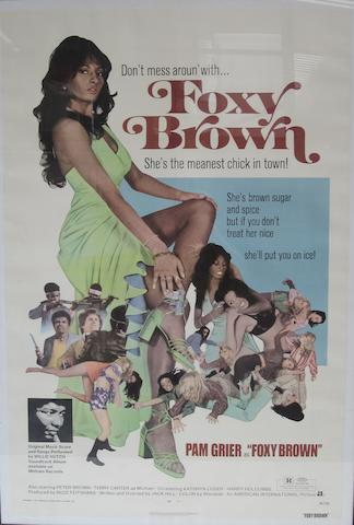 Foxy Brown, American International Pictures, 1974,