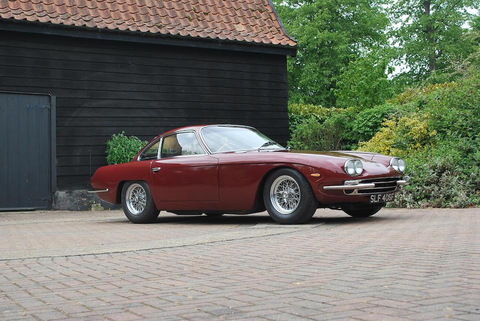 Originally the property of Sir Paul McCartney,1967 Lamborghini 400GT 2+2  Chassis no. 1141 Engine no. 1139