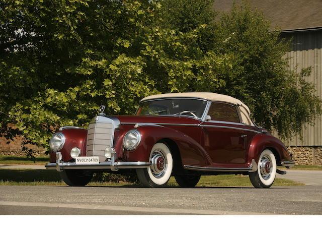 1952 Mercedes 300S,
