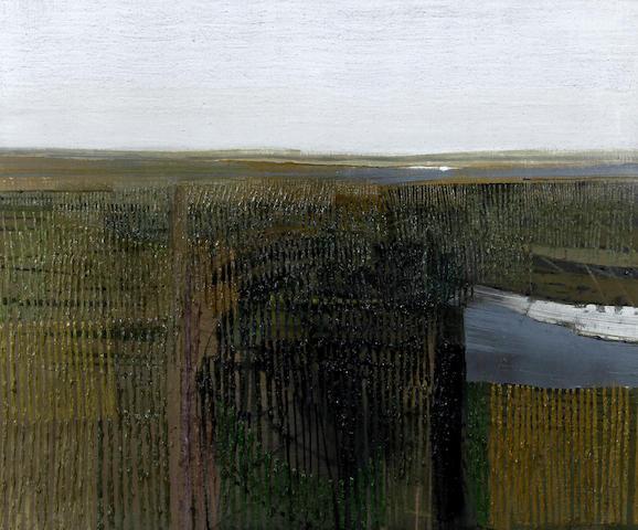 Denis Wirth-Miller (British, born 1915) 'Landscape'