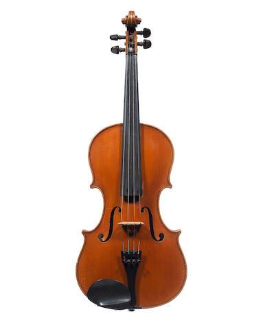 An Italian Viola by Otello Bignami, Bologna, 1968