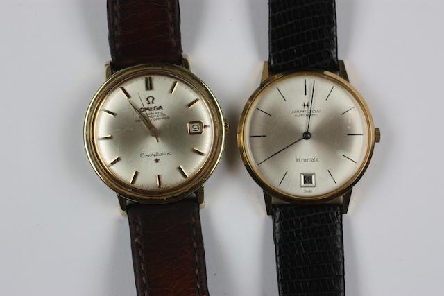 Omega, Constellation: A gentleman's calendar wristwatch(2)