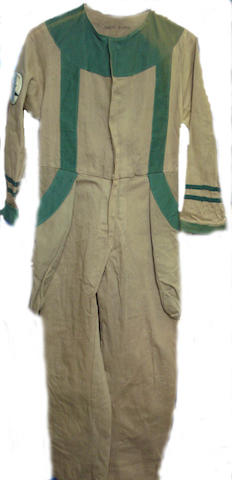 Dr. Who: costume from 'Resurrection Of The Daleks', 1984,