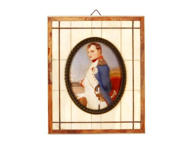 English School, 20th Century Portrait of Napoleon
