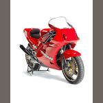 1989 Ducati 888cc 'Lucchinelli Replica' Racing Motorcycle Frame no. ZDM85158510137 Engine no. ZDM851W1-850164