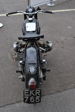1938 BMW 597cc R66 Frame no. 506011 Engine no. 660255
