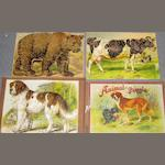 Made in Germany Animal Puzzle set