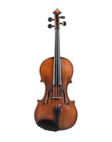 An interesting Violin of the Gagliano School circa 1900 (2)