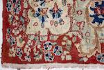 A Meshed carpet 390cm x 275cm