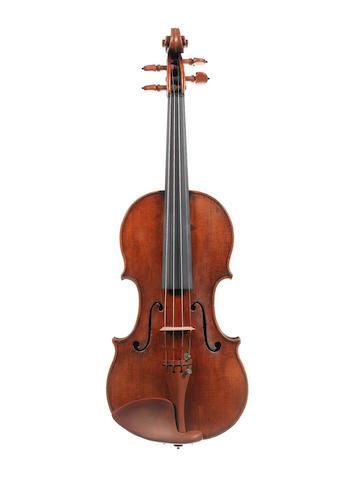 An Italian Violin by G.B.Rogeri, Brescia, circa 1700.