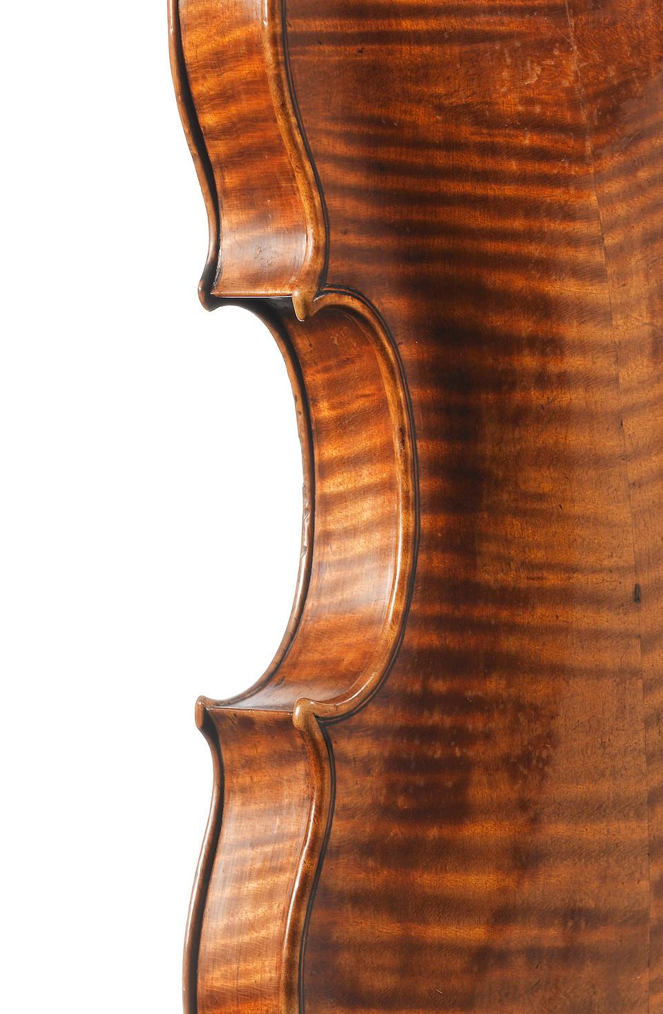 An Italian Violin by Giovanni Baptista Rogeri, Brescia, circa 1690 (2)