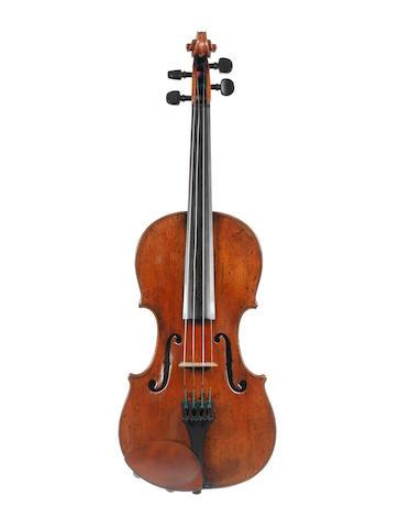A Violin att Andreaus Gagliano - sold 16782, lot 243