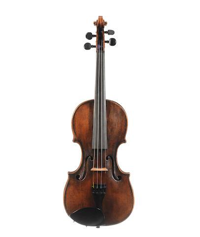 A Violin circa 1850 (1)