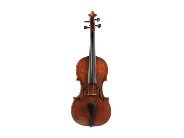 A Violin of the Gauadagnini School, circa 1900 (1)