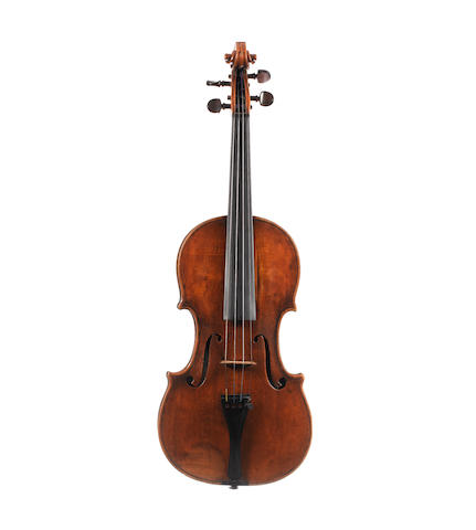 A Violin ascribed to Guadagnini, (1)