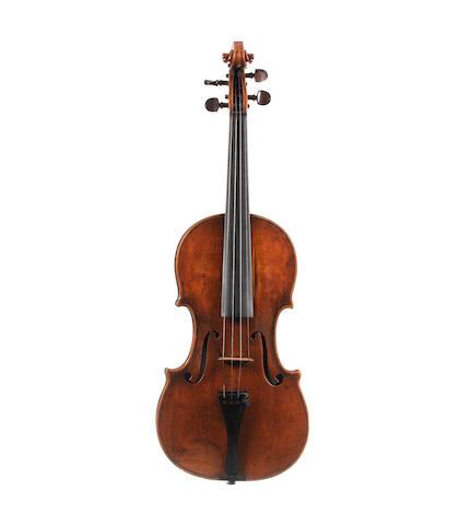 A Violin ascribed to Guadagnini, (1)
