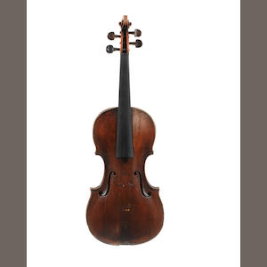 A Violin of the Tyrol School circa 1820 (2)