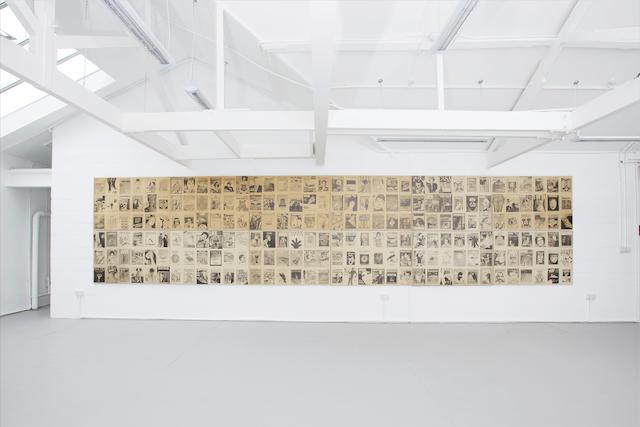Alighiero Boetti (Italian, 1940-1994) 1984, 1984 12 panels