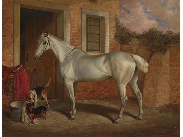 Robert Nightingale (British, 1815-1895)