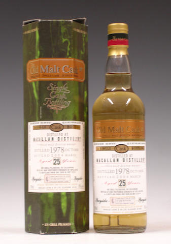 Macallan-25 year old-1978
