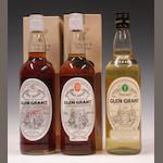 Glen Grant-1963Glen Grant-25 year oldGlen Grant-5 year old
