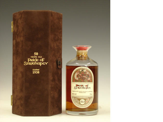 Pride of Strathspey-50 year old-1938