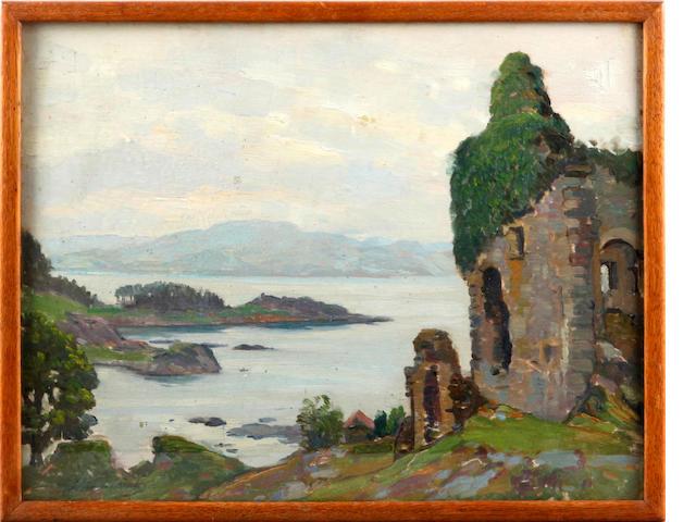 Samuel John Lamorna Birch, R.A., R.W.S., R.W.A. (British, 1869-1955)