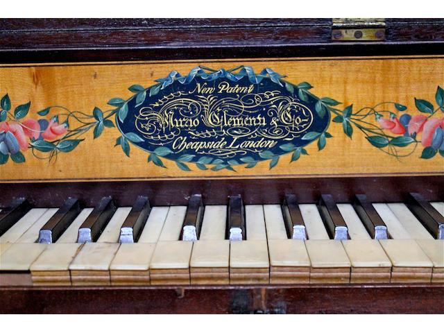 A piano: Muzio Clementi