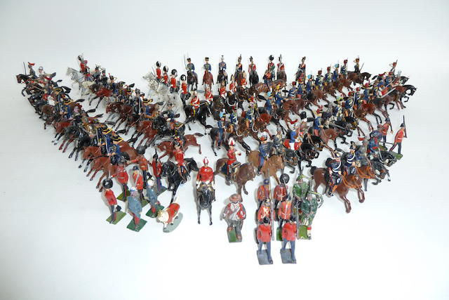 Britains mounted cavalry 127