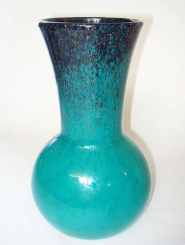 A Monart vase Shape PA