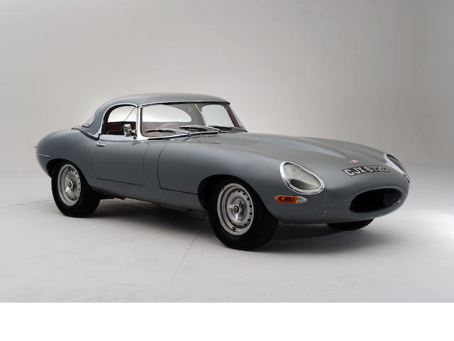 1964 Jaguar E-Type Semi-Lightweight,