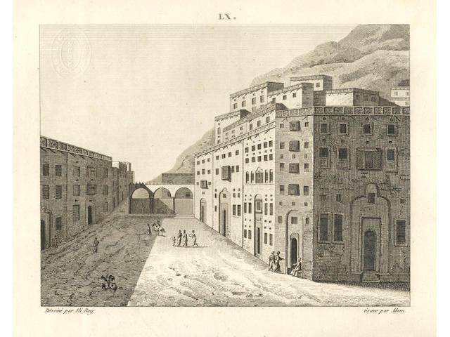 "BADIA Y LEBLICH (DOMINGO)] ""Ali Bey"" Travels of Ali Bey in Morocco, Tripoli, Cyprus, Egypt, Arabia, Syria, and Turkey, between the Years 1803 and 1807, 2 vol., 1816"