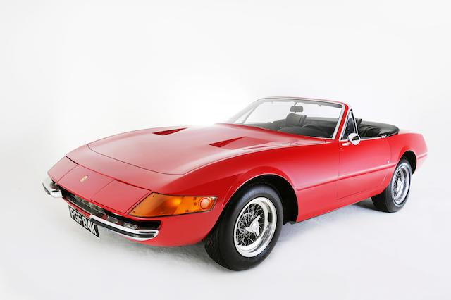 1972 Ferrari 365 GTS Daytone Spyder,,
