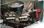 1936 Mercedes-Benz 230 Type 143 Cabriolet B  Chassis no. 139172 Engine no. 139172