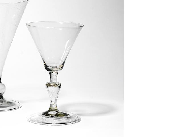 A façon de Venise wine glass