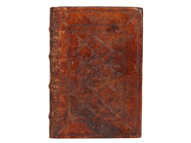 BUCHANAN (GEORGE) Rerum scoticarum historia, 1582