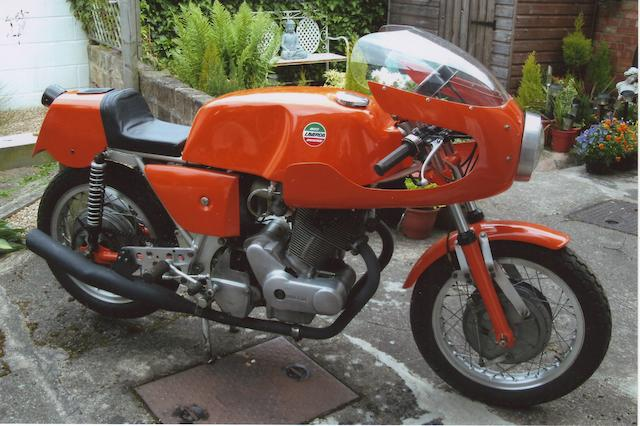1971 Laverda 750SFC Production Racing Motorcycle Frame no. LAV750C 5876 Engine no. 750 5876