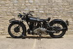 1933 Brough Superior 1096cc 11-50