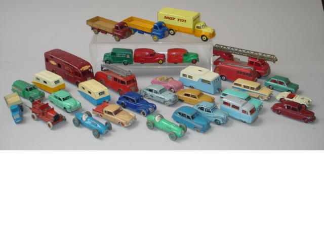 Dinky toys lot